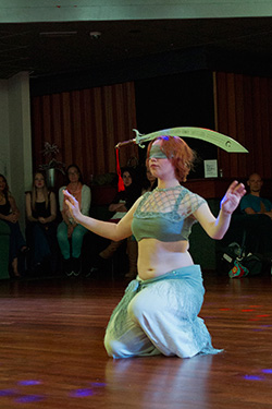 The annual dance festival from Aziza bellydance 2014